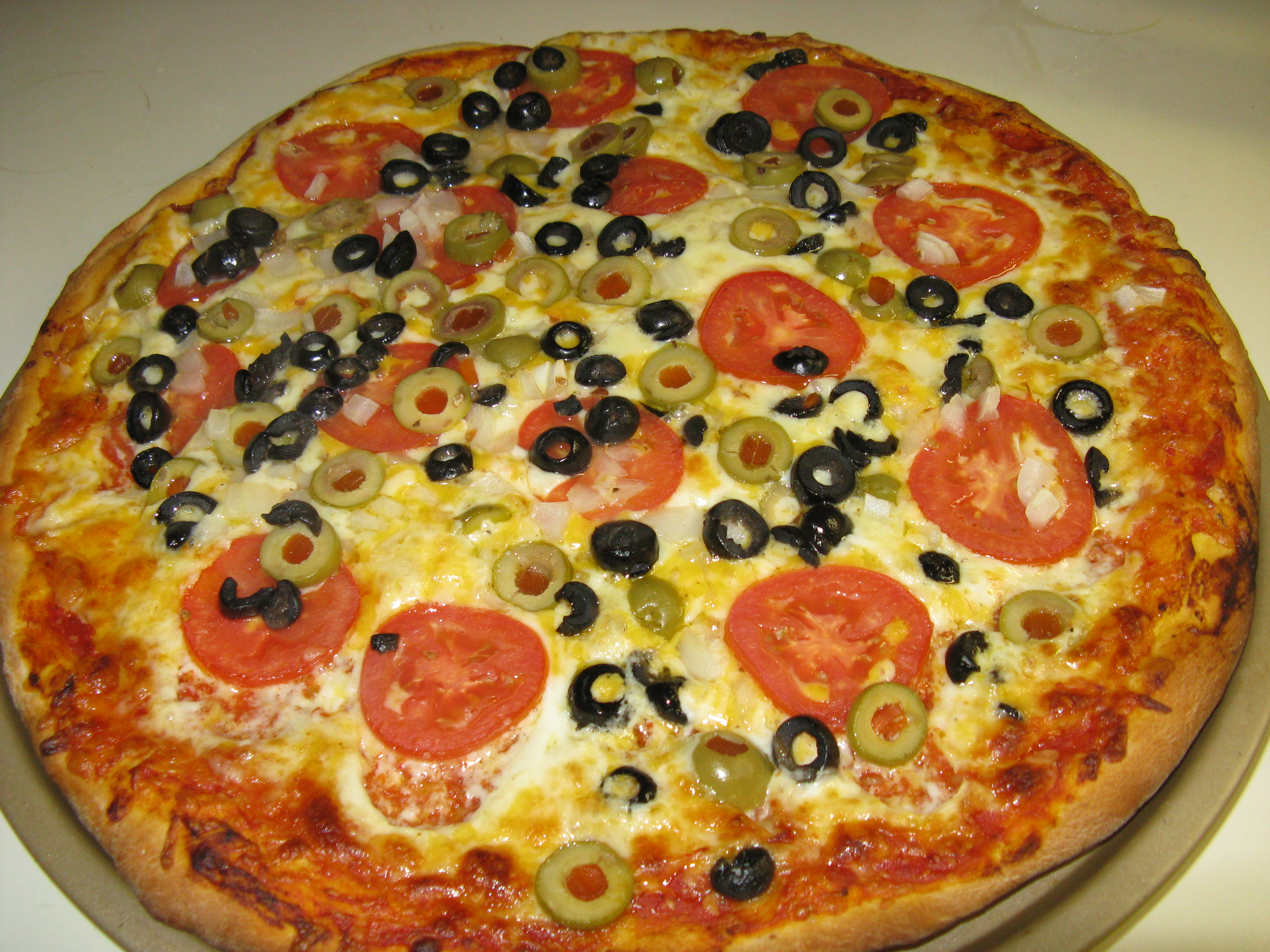 Homemade Pizza – Yum! | Kel's Cafe of All Things Food