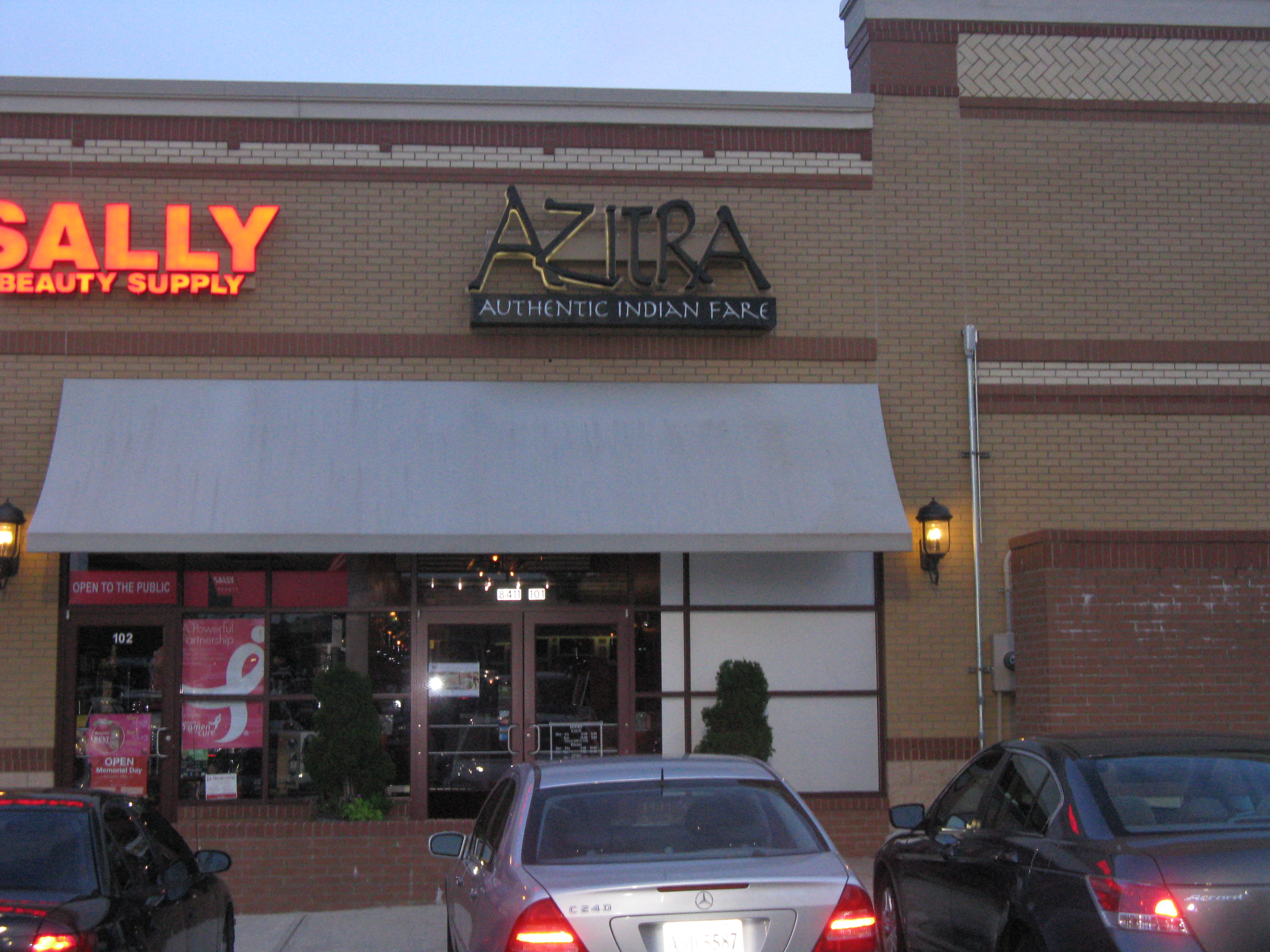 Restaurant Review Azitra Raleigh N C Kel S Cafe Of All