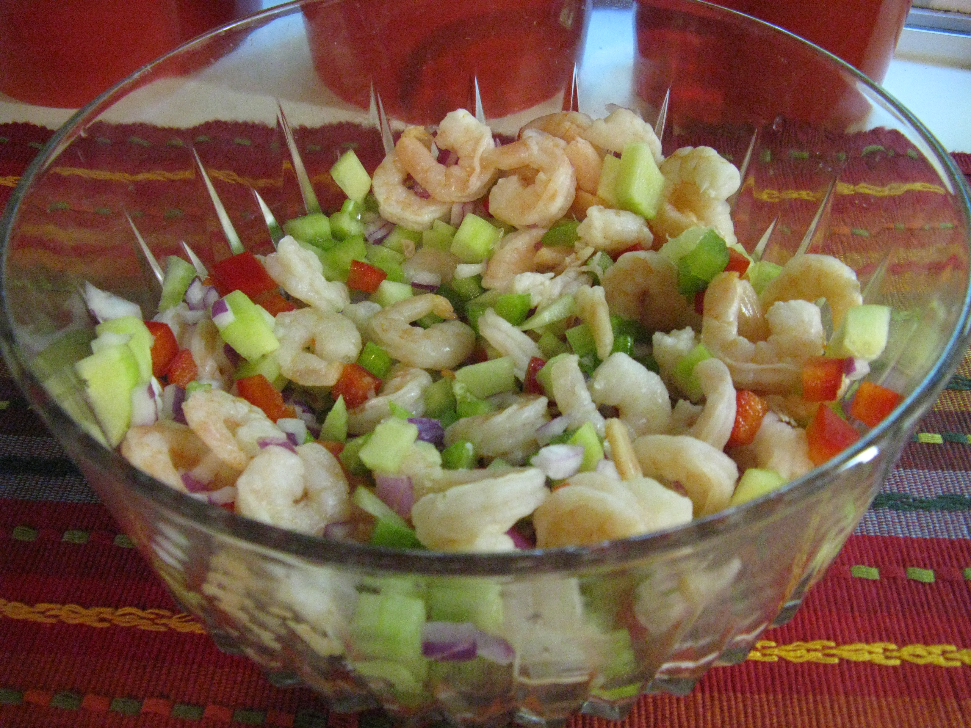 salad creamy shrimp and celery salad recept yummly creamy shrimp ...