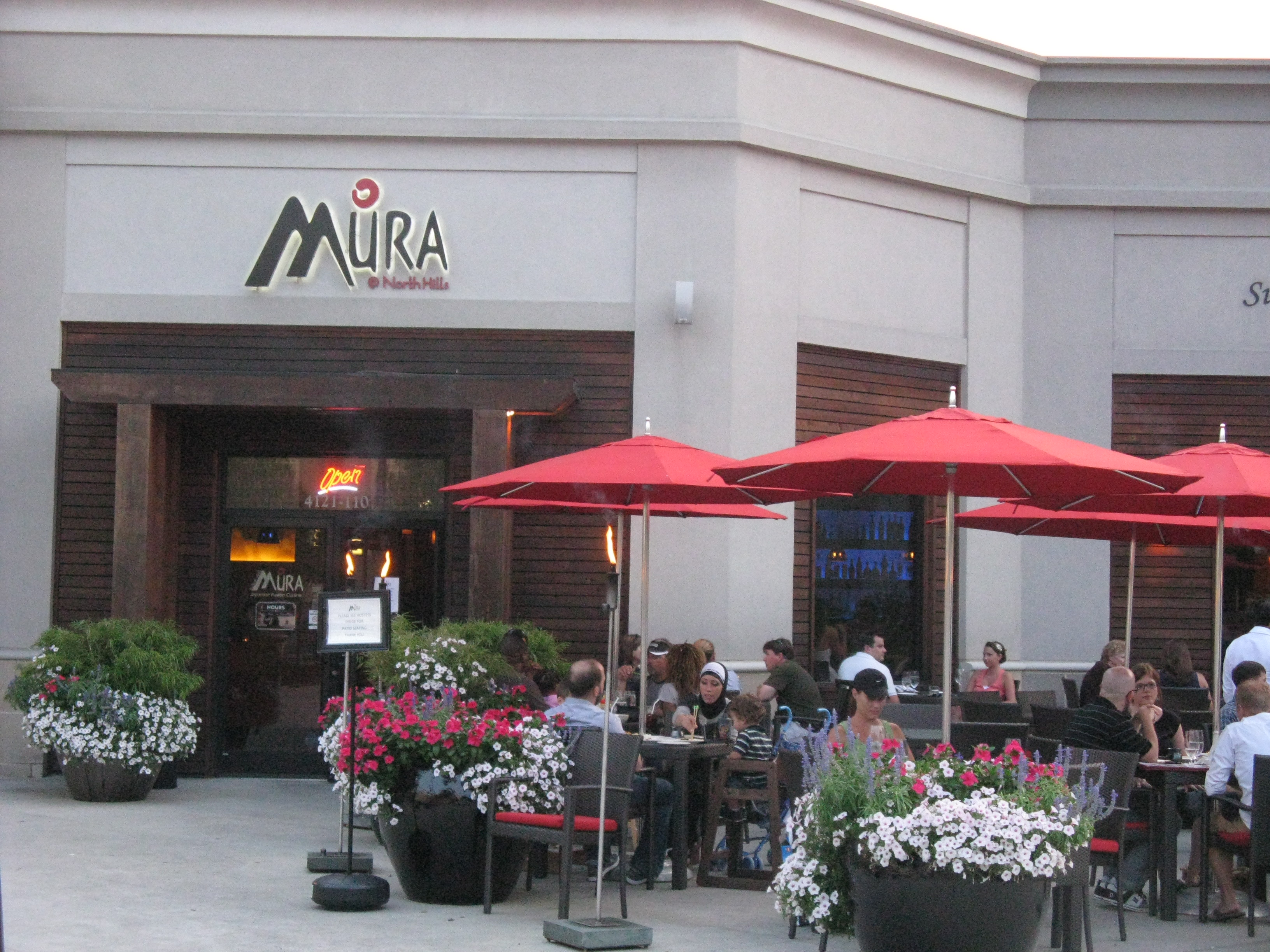 Restaurant Review Mura Raleigh Nc Kels Cafe Of All Things Food