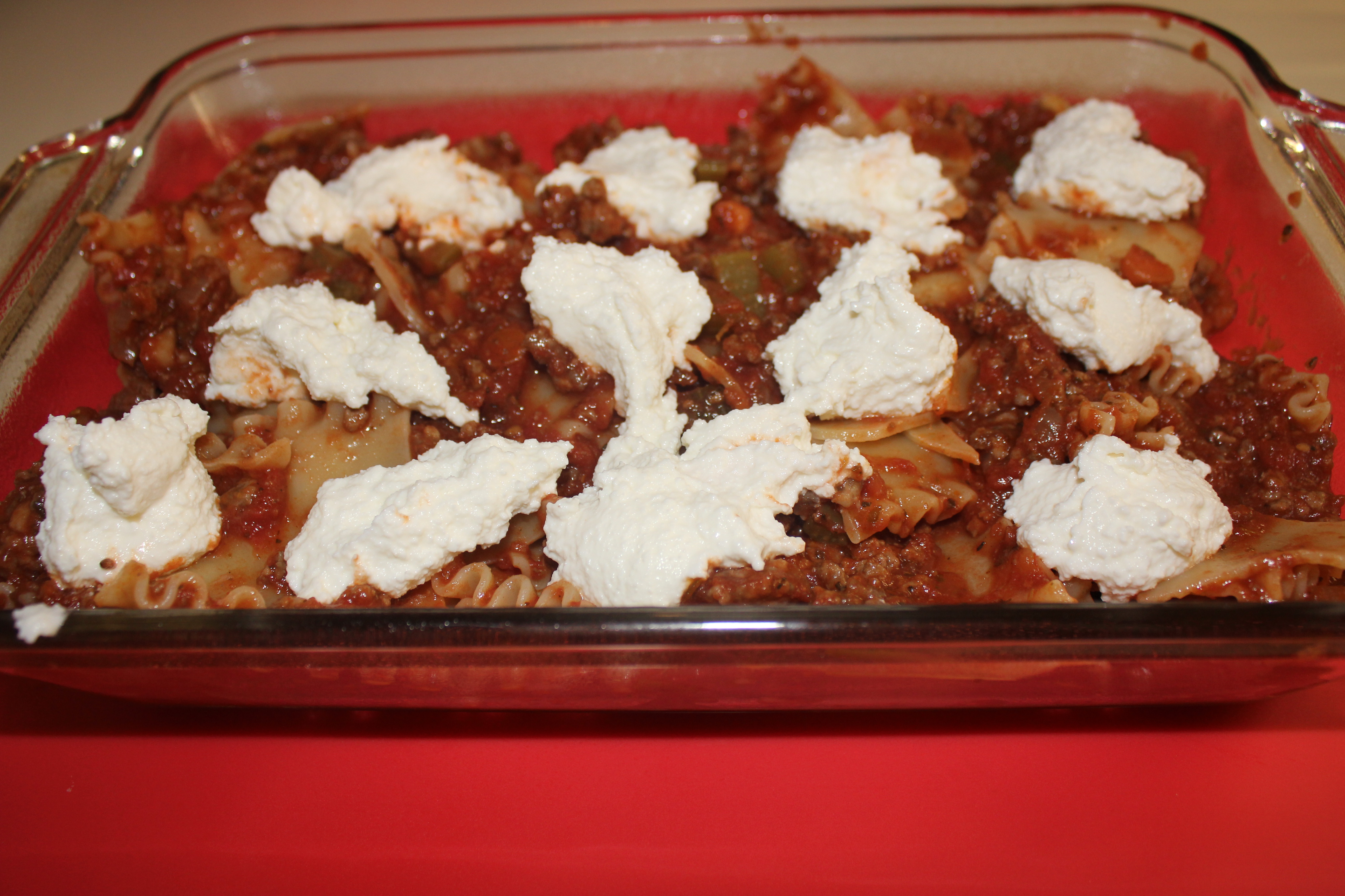 deconstructed lasagna recipe | Kel's Cafe of All Things Food
