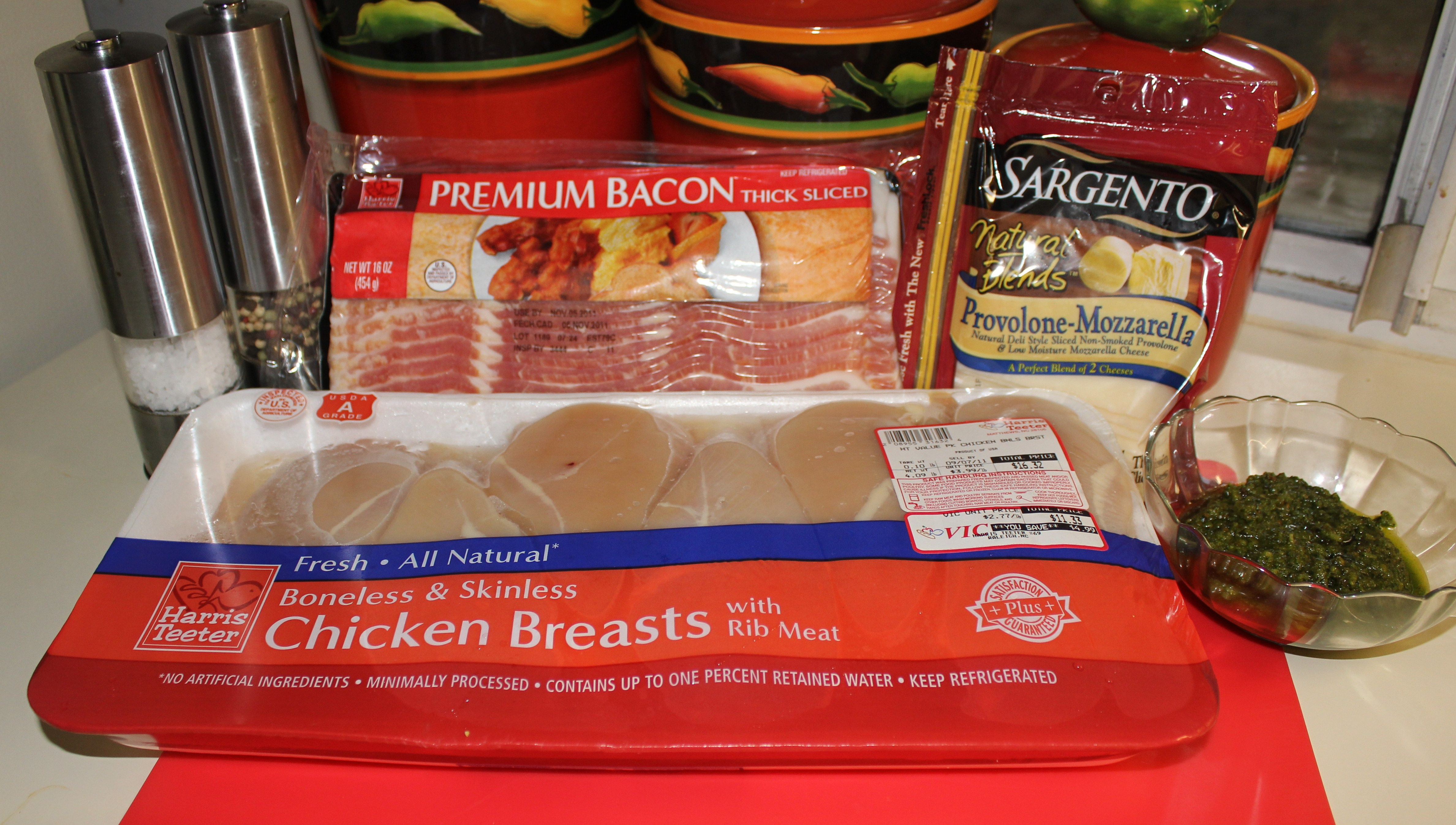 Bacon And Cheese Stuffed Chicken Breasts Recipes — Dishmaps