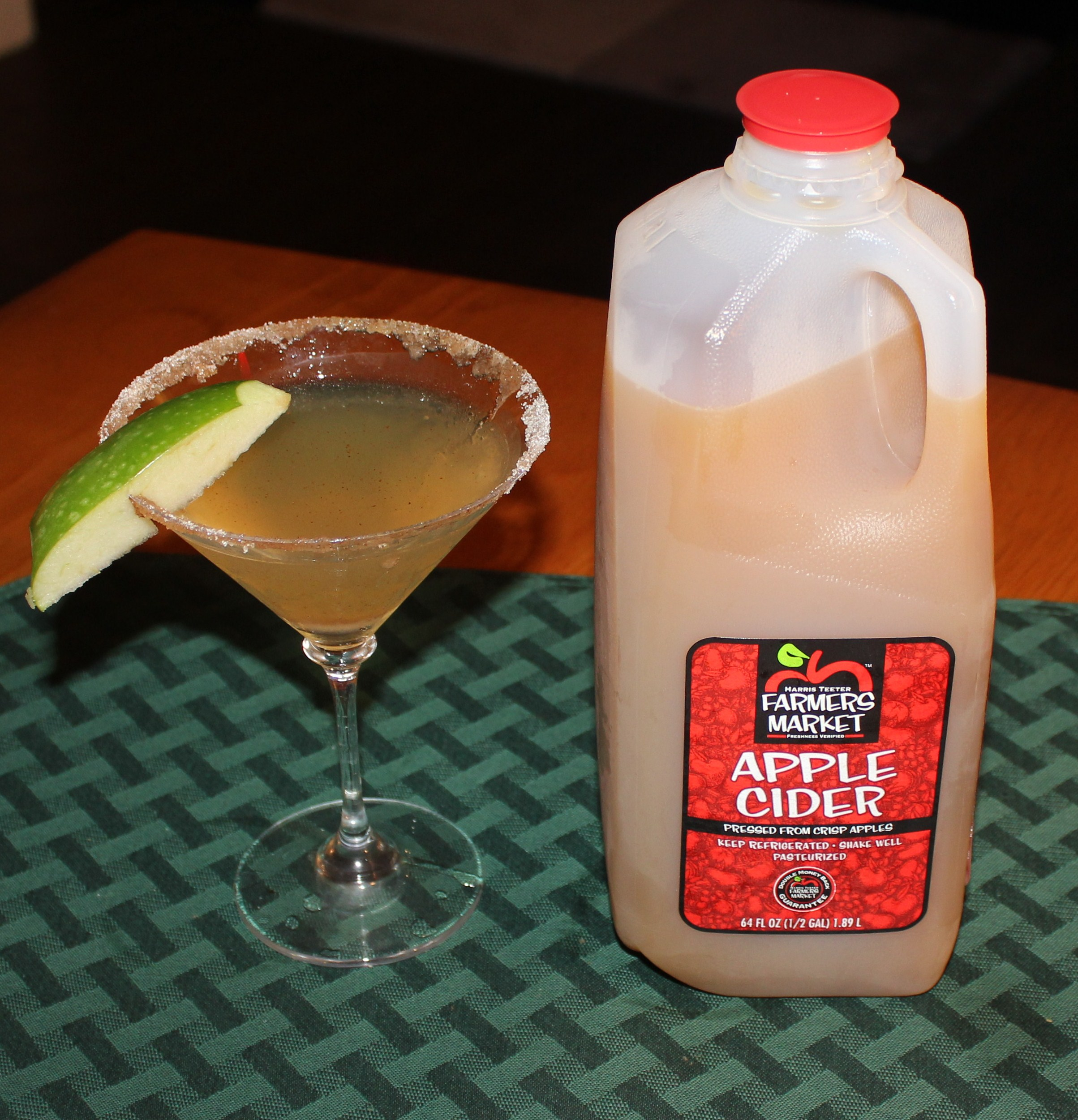October Drink Of The Month 99 Apples Schnapps Liqueur