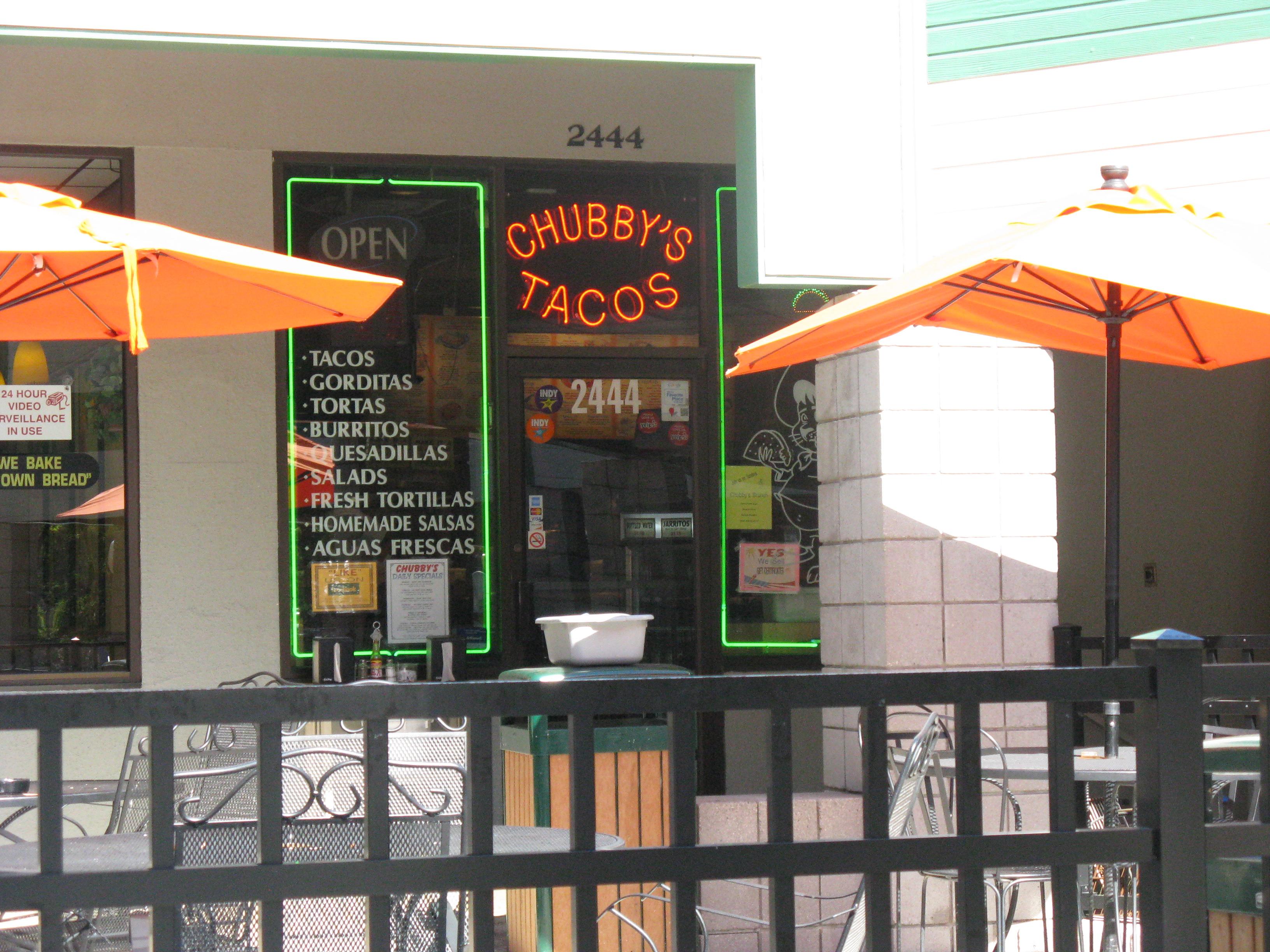 Chubbys tacos raleigh nc