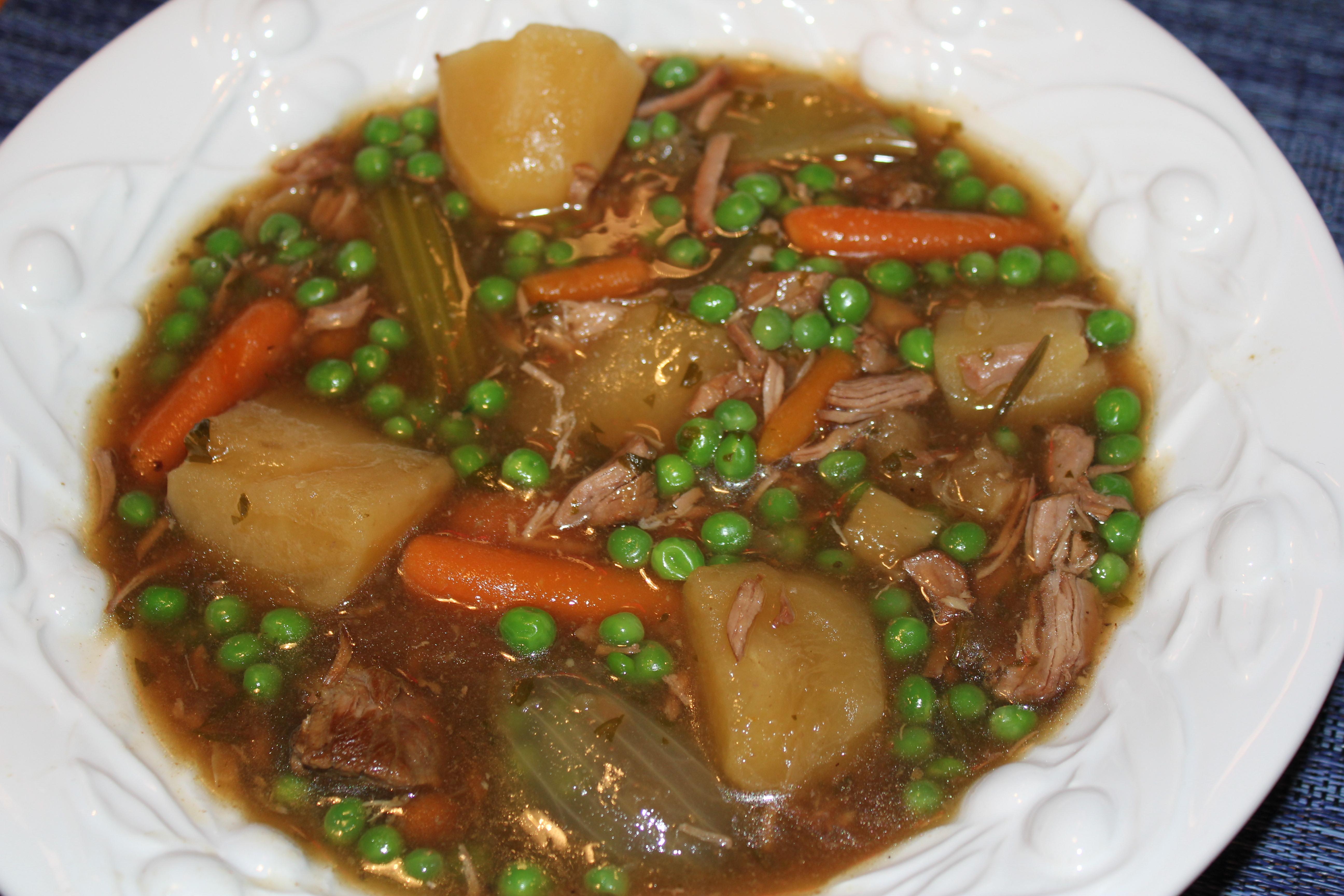 Bowl of Irish stew (2)