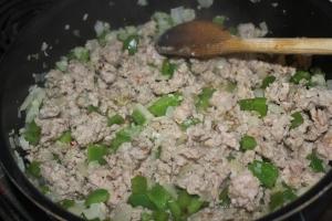 Add Italian sausage