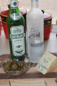 Belvedere Blue ingredients
