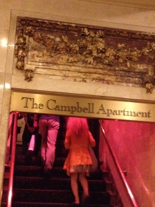 Campbell Apartment NY