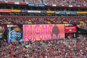 Fight for old DC!