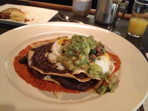Irregardless Huevos Rancheros