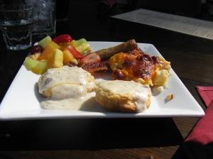 Oxford buffet items