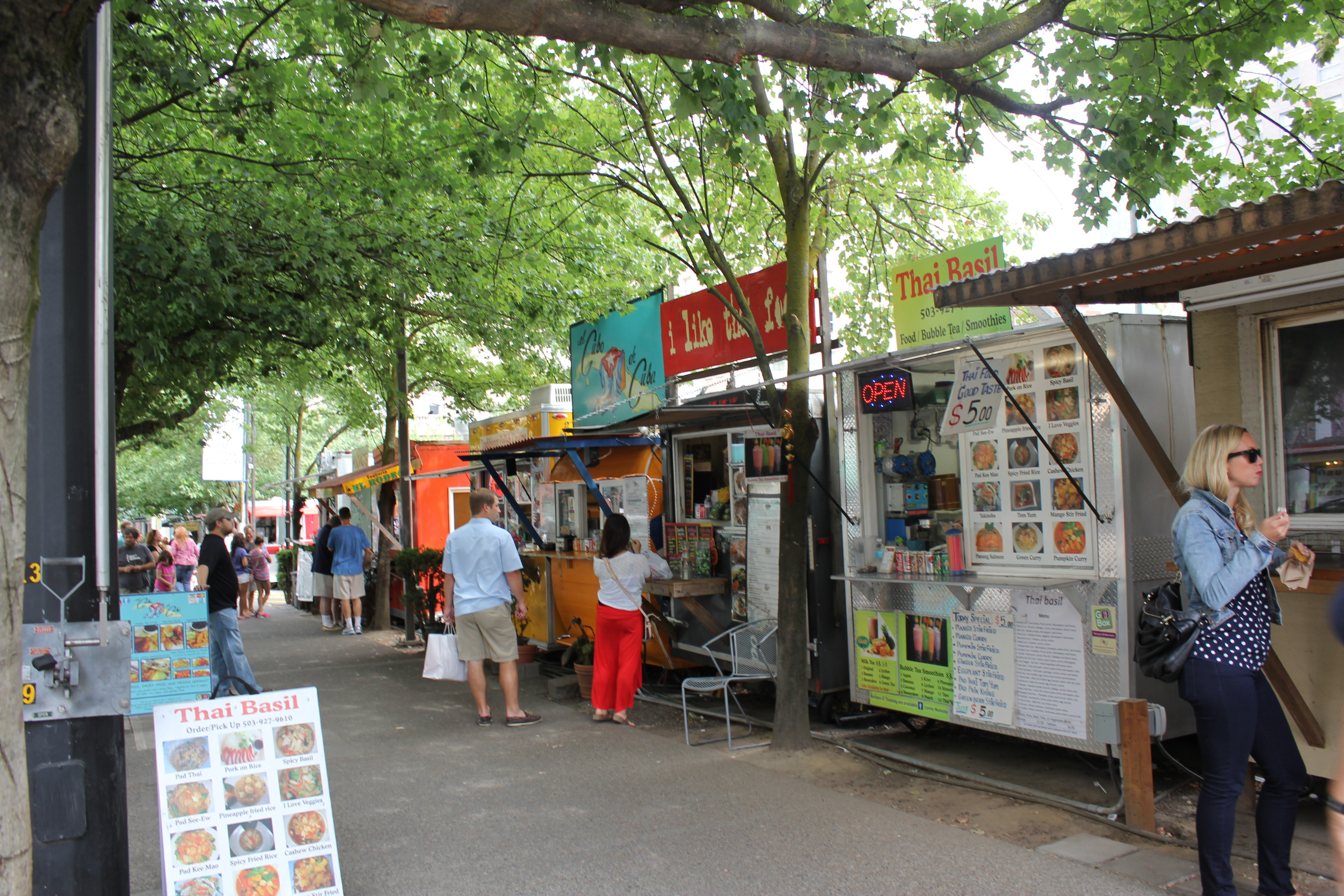 Food Trucks French Quarter