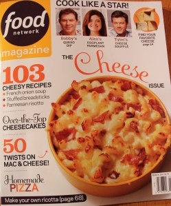 Food Network Magazine 2013
