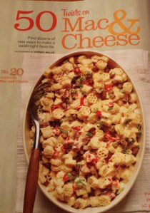 Food Network Magazine 50 Twists on Mac & Cheese