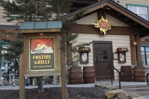 Foxfire Grille exterior