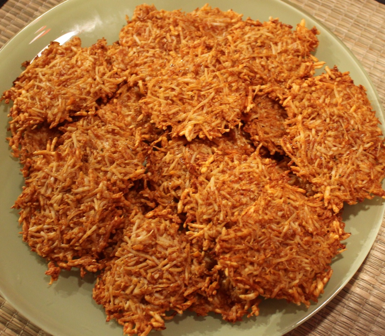 Easy, Cheesy Smoked Paprika Parmesan Crisps | Kel's Cafe of All Things ...
