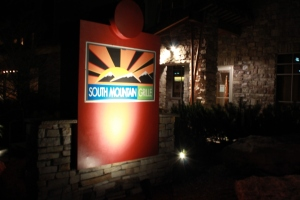 South Mountain Grille exterior