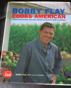 Bobby Flay cookbook