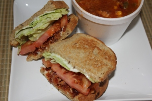 Community Deli's Piled High BLT