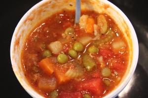 Community Deli's Veggie Beef Soup