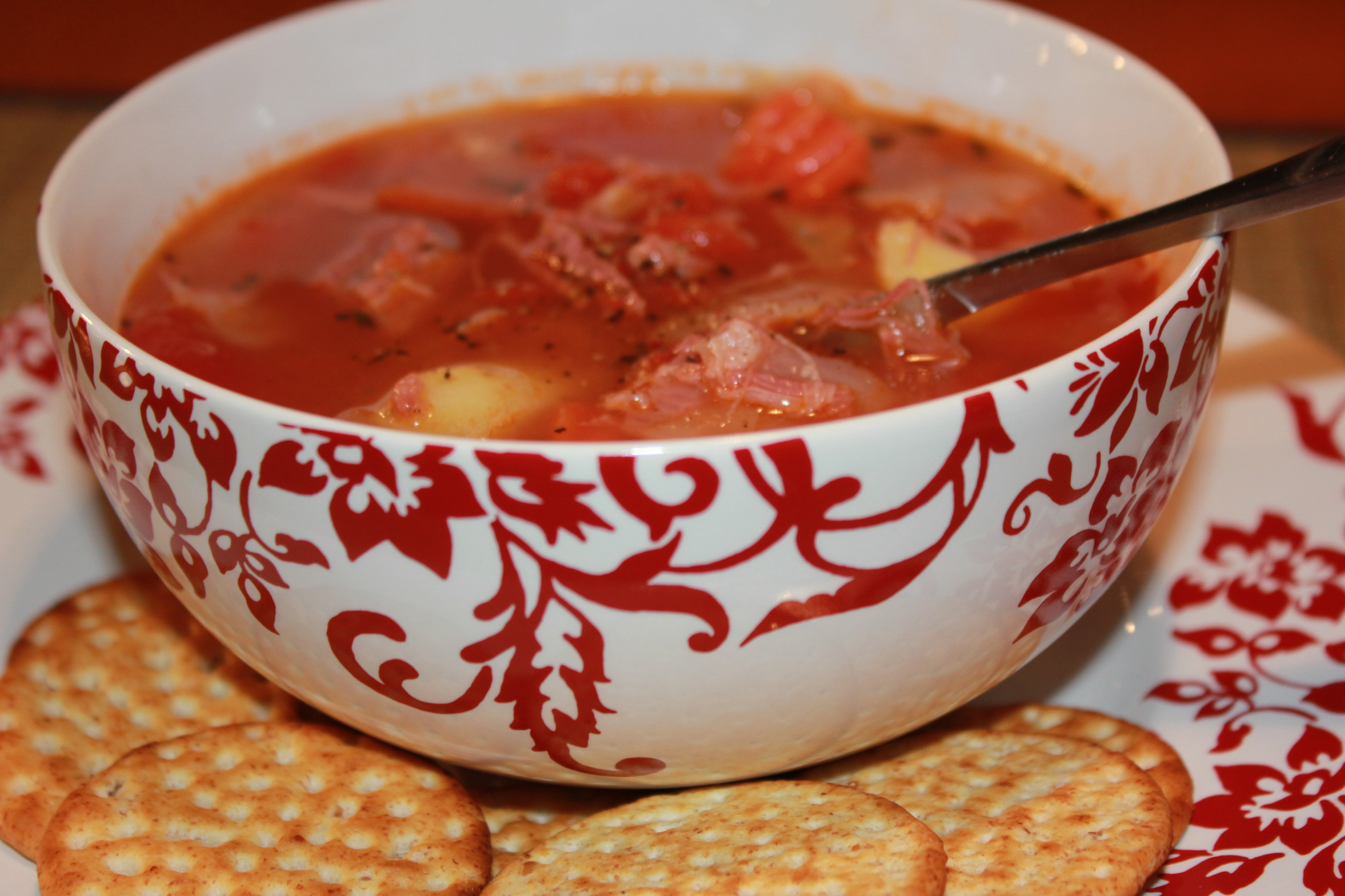 Kel's Corned Beef and Cabbage Soup, Ninja-Style | Kel's Cafe of All ...