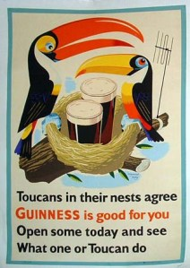 Guinness is good for you