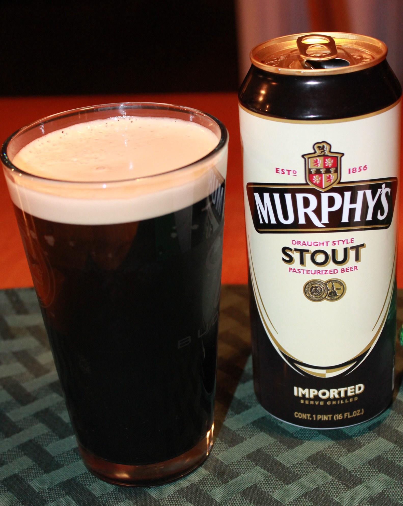 murphys brewery