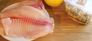 Tilapia on sale!