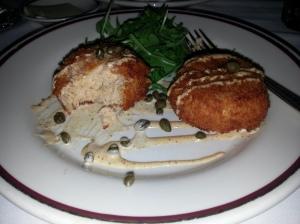 Arnaud's crabcakes
