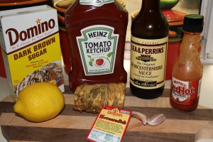 Kel's Tangy Cocktail Sauce ingredients