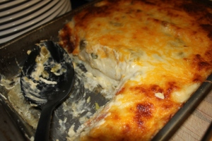 Melt in you mouth awesome enchiladas!
