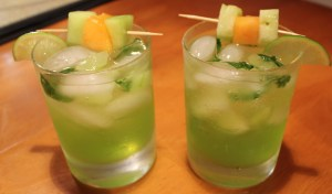 Mojitos for two
