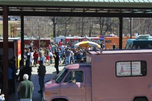 Durham Food Truck Rodeo March 2013