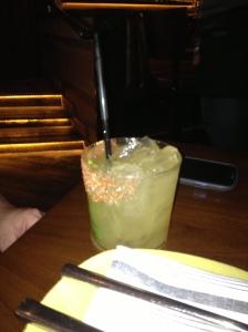 Tavernita Little Market cocktail