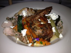 Brad's Duck Confit at Twigs