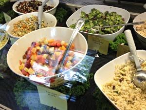 Poppyseed salads
