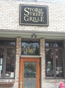 Storie Street Grille exterior