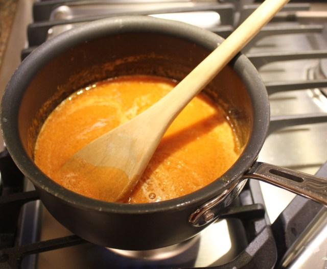 Honey-Sriracha sauce