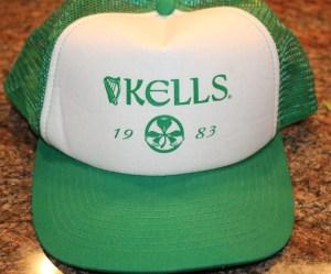 Kells cap