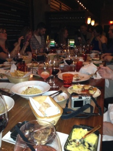 That's a lot of food at RN74