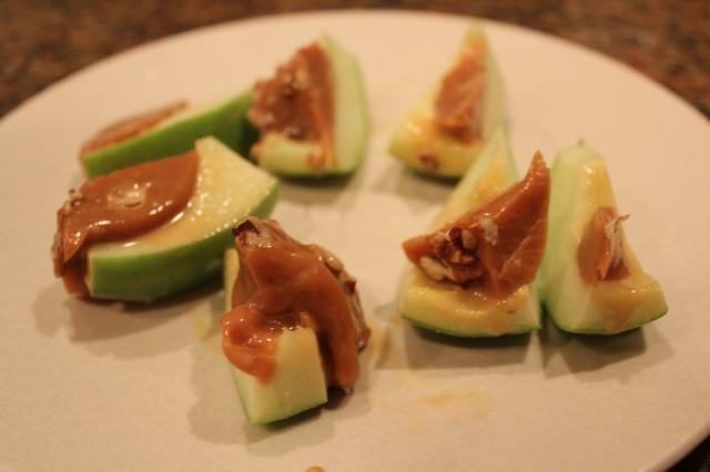 Major caramel apple slices fail