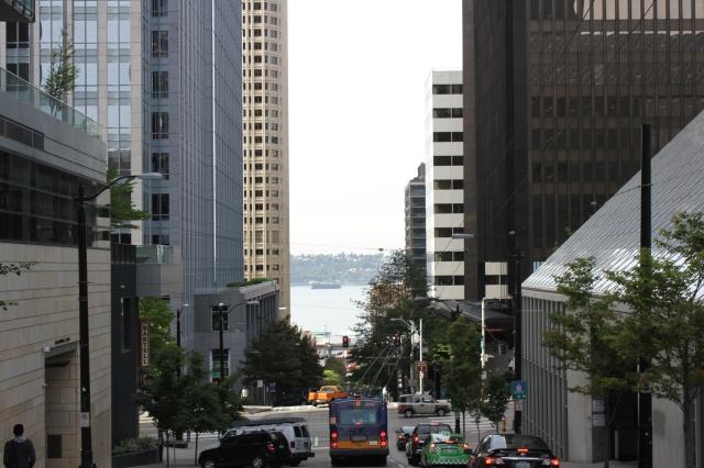 Sunny Seattle!