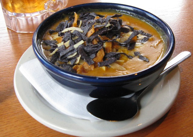Chili's Chicken Enchilada Soup1