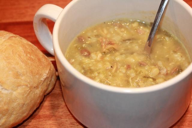 WholeFoods Guatemalan Chicken Soup