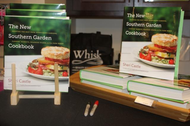 Sheri's new cookbook
