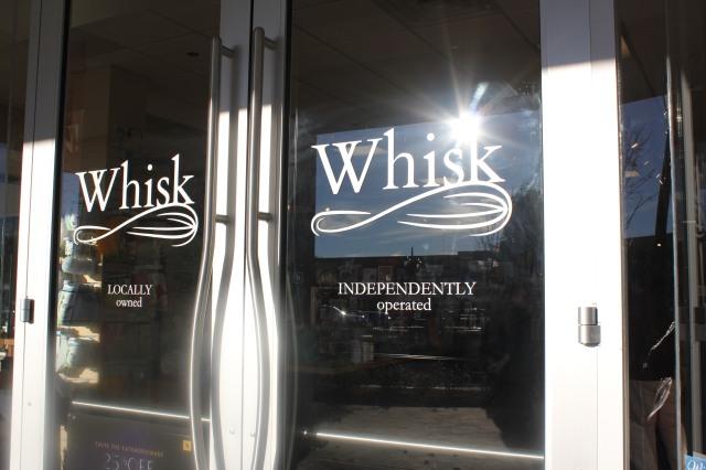 Whisk doors