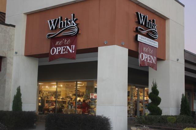 Whisk exterior