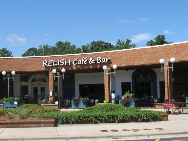 Relish Cafe and Bar