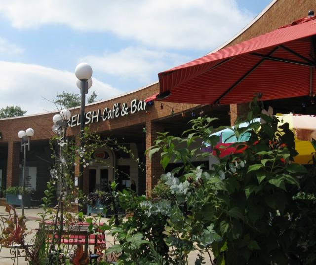 I Relish Relish (Café And Bar, That Is)