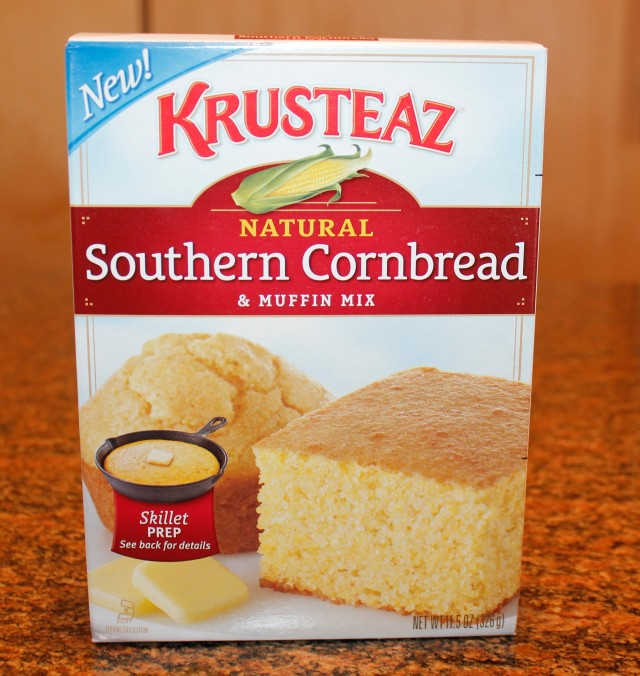 Krusteaz Natural Southern Cornbread & Muffin Mix